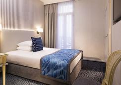Hotel Victor Hugo Paris Kléber - パリ - 寝室