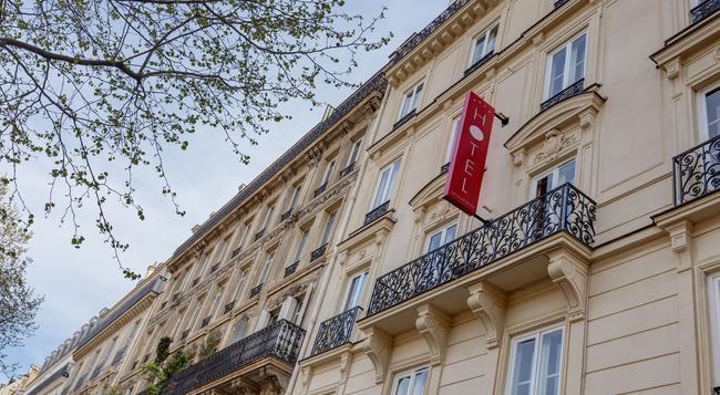 モンフリューリ - パリ - 建物