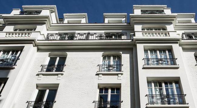 ル ジェネラル オテル - パリ - 建物