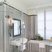ル サン ホテル パリ Bathroom