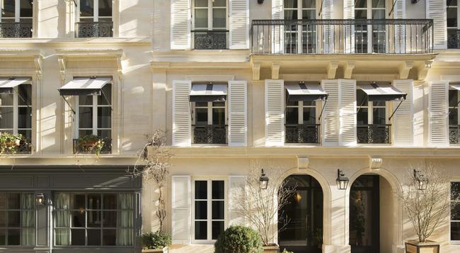 ル サン ホテル パリ - パリ - 建物