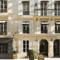 ル サン ホテル パリ Hotel Entrance