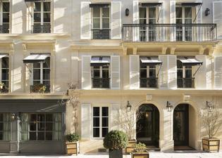 ル サン ホテル パリ