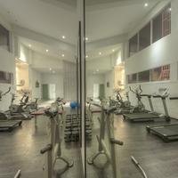 アレナ スター ホテル Fitness Facility