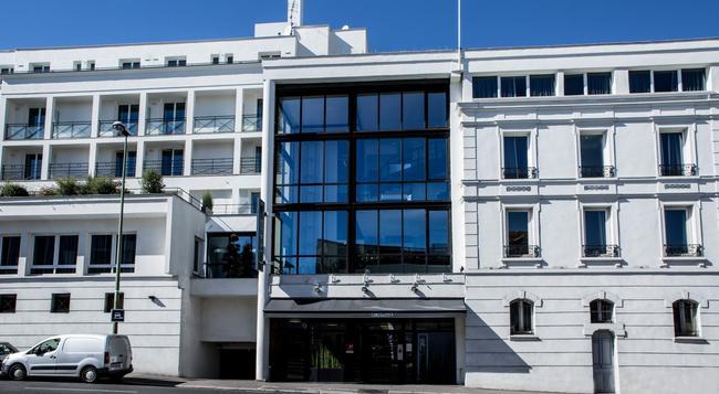ホテル アトリウム - シュレンヌ - 建物