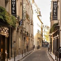 ヴィラ デストレ Hotel Front