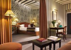 ホテル レジデンス デ ザール - パリ - 寝室