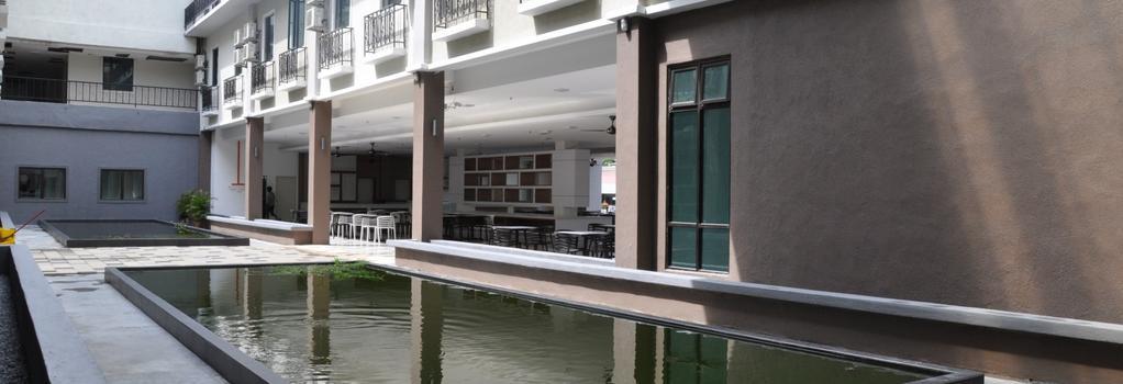 Temasek Hotel - マラッカ - 建物