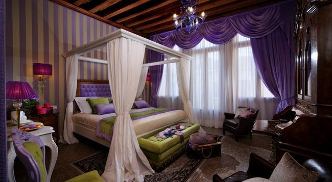 アド プレイス ヴェニス - ヴェネチア - 寝室