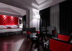 ル マチュラン ホテル & スパ - パリ - 寝室