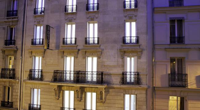 BLC デザイン ホテル - パリ - 建物