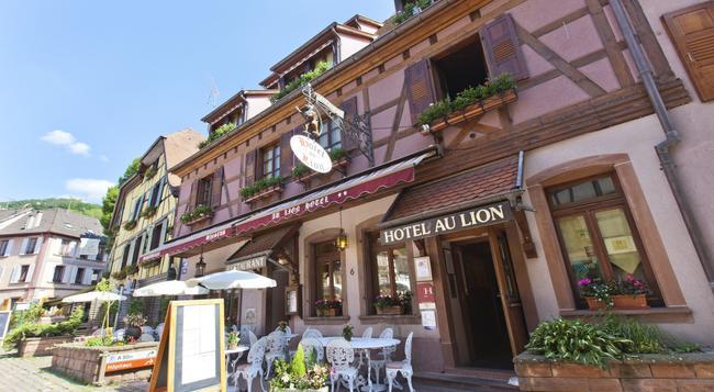ホテル レストラン オ リオン - Ribeauville - 建物