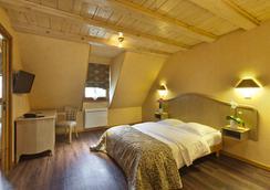 ホテル レストラン オ リオン - Ribeauville - 寝室