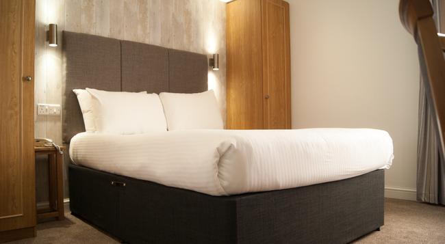 Ocean Beach Hotel & Spa - ボーンマス - 寝室