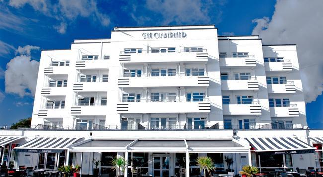 カンバーランド ホテル - ボーンマス - 建物
