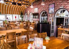 サンクリフ ホテル - ボーンマス - レストラン