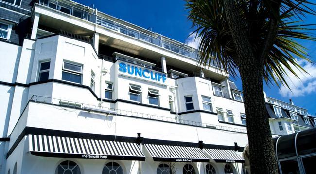 サンクリフ ホテル - ボーンマス - 建物