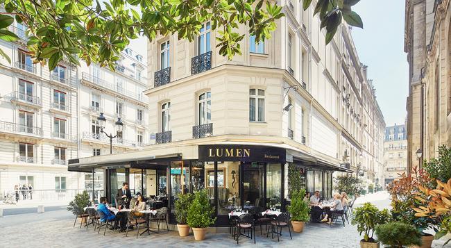 ホテル ルーメン パリ ルーヴル - パリ - 建物
