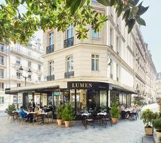 ホテル ルーメン パリ ルーヴル