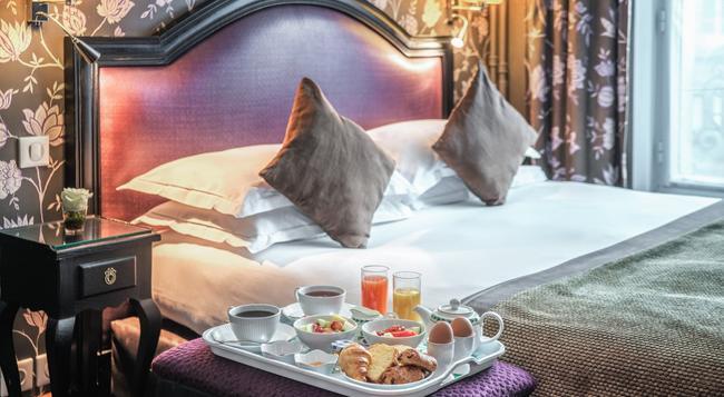 ロワイヤル サン ジェルマン - パリ - 寝室
