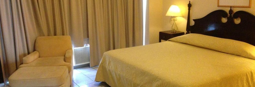 Gran Hotel Paris - La Ceiba - 寝室