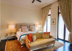ゴール フェイス ホテル - コロンボ - 寝室
