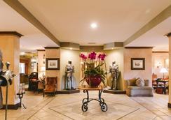 Hotel Granduca Houston - ヒューストン - ロビー