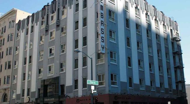 エンバシー ホテル - サンフランシスコ - 建物