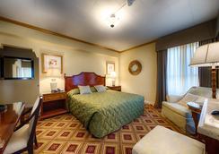 エンバシー ホテル - サンフランシスコ - 寝室