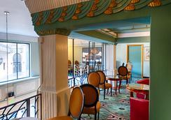 エンバシー ホテル - サンフランシスコ - レストラン
