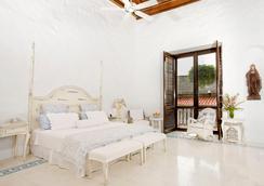 Casa Quero Hotel Boutique - カルタヘナ - 寝室