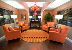 Mariposa Inn & Suites - モントレー - ロビー