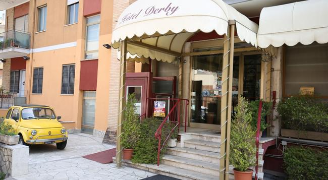 Hotel Derby - ローマ - 建物