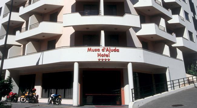 ホテル ムーサ ダジューダ - フンシャル - 建物