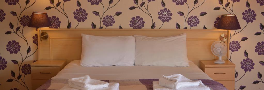 The Arncliffe Hotel - ブラックプール - 寝室
