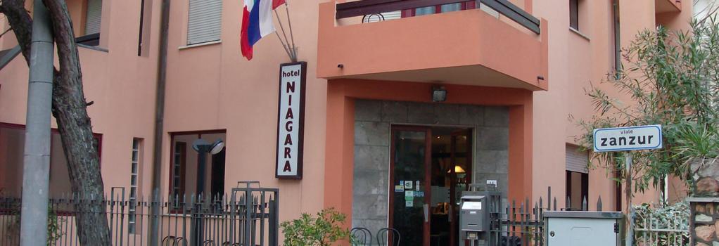 Hotel Niagara Rimini - リミニ - 建物