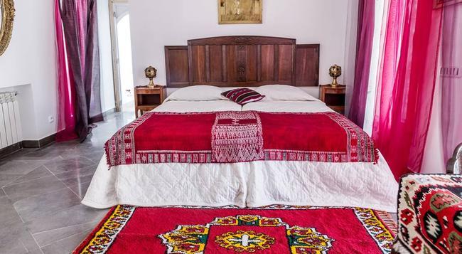 Dar Souad - ラマルサ - 寝室