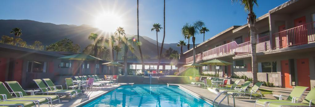 Skylark Hotel - Palm Springs - プール