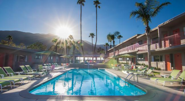 Skylark Hotel - Palm Springs - プール