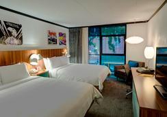 ザ ヴァーブ ホテル - ボストン - 寝室