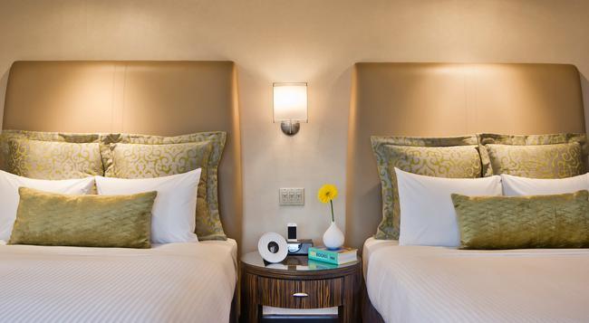 デューモント NYC アン アフィニア ホテル - ニューヨーク - 寝室