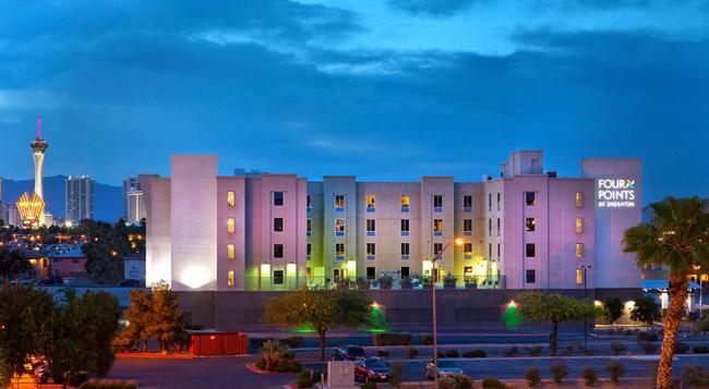 フォーポイント バイ シェラトン ラスベガス イースト フラミンゴ - ラスベガス - 建物