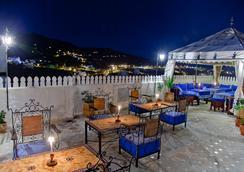 ホテル ダール ムニール - Chefchaouen - 屋外の景色
