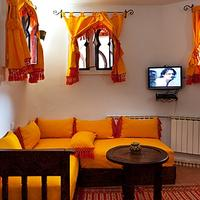 ホテル ダール ムニール chambre