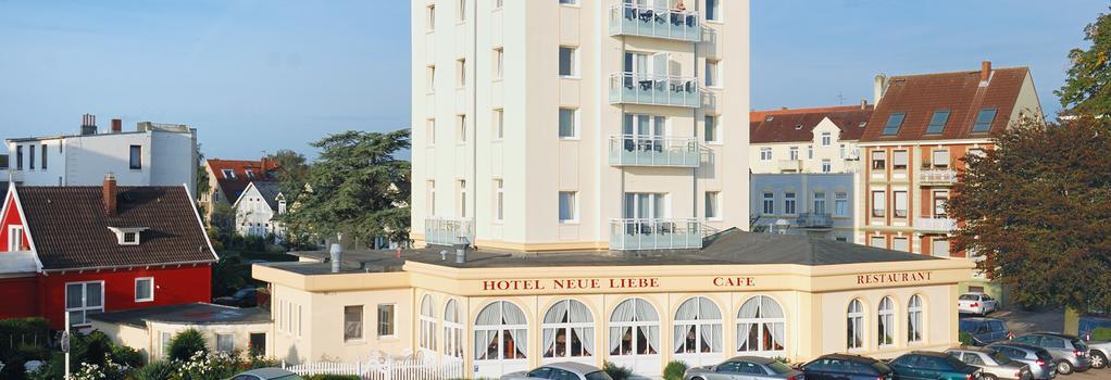 Seehotel Neue Liebe - クックスハーヴェン - 建物