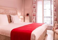 ホテル テイラー - パリ - 寝室
