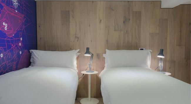 グラスマーケット ホテル - エディンバラ - 寝室