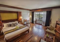 エンプレス レジデンス リゾート&スパ - シェムリアップ - 寝室