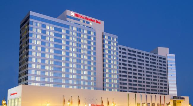 Hilton Garden Inn Tanger City Center - タンジェ - 建物