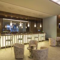 Hilton Garden Inn Tanger City Center Hotel Bar